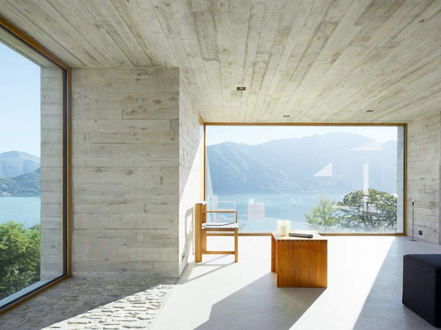 Concrete-Made House From Wespi de Meuron 6