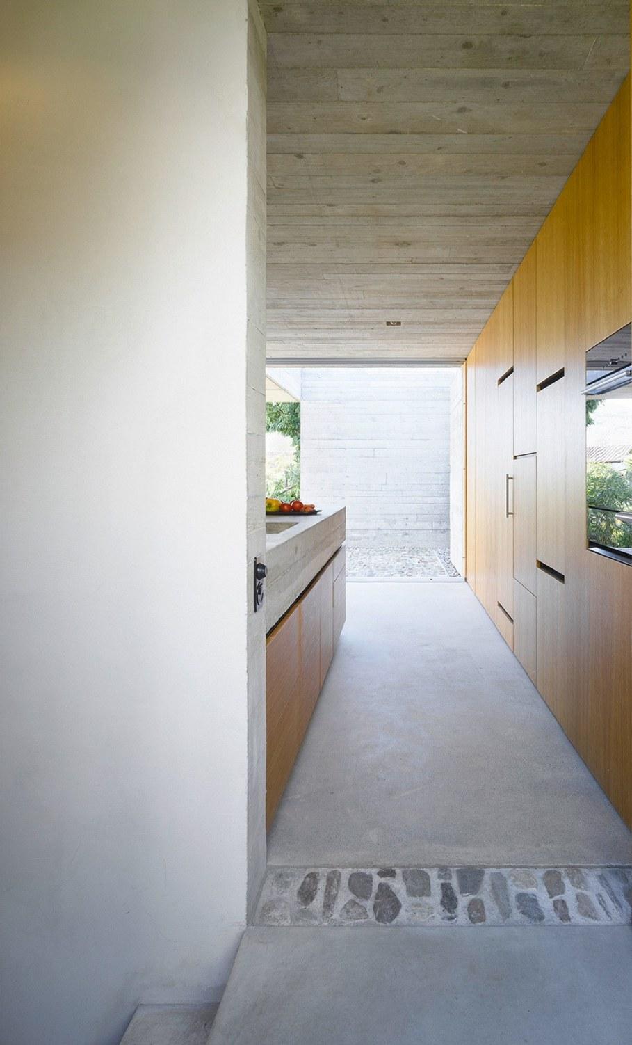 Concrete-Made House From Wespi de Meuron 9