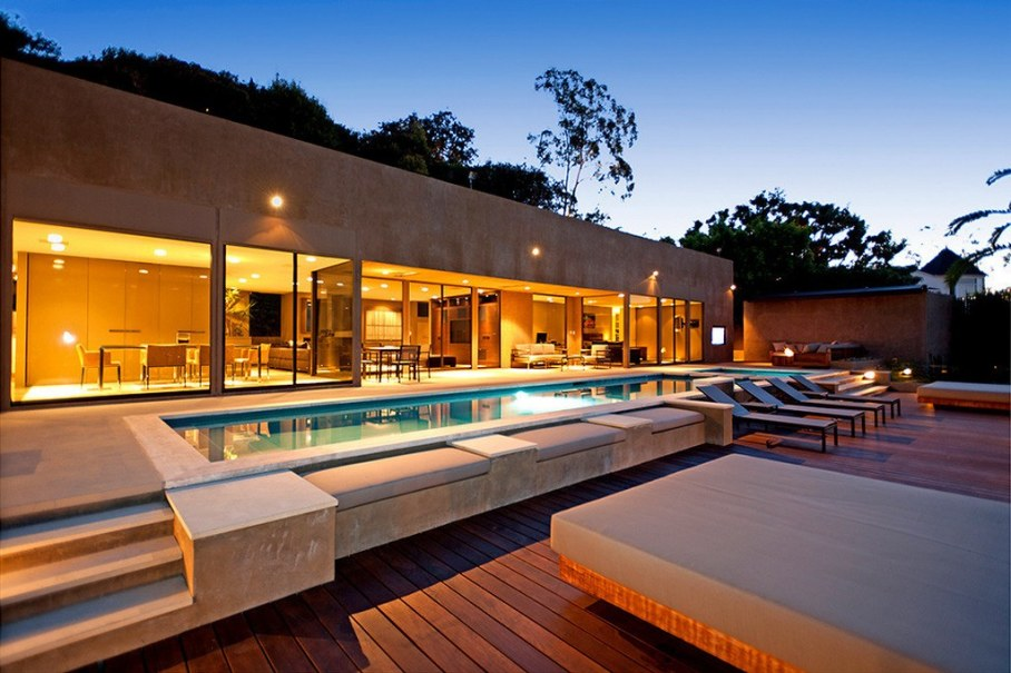 Cordell Drive House On The Hollywood Hills 1