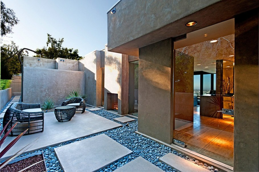Cordell Drive House On The Hollywood Hills 12