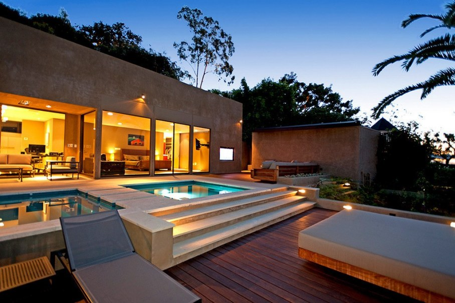 Cordell Drive House On The Hollywood Hills 2