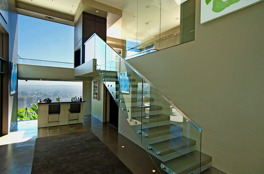 Cordell Drive House On The Hollywood Hills 27