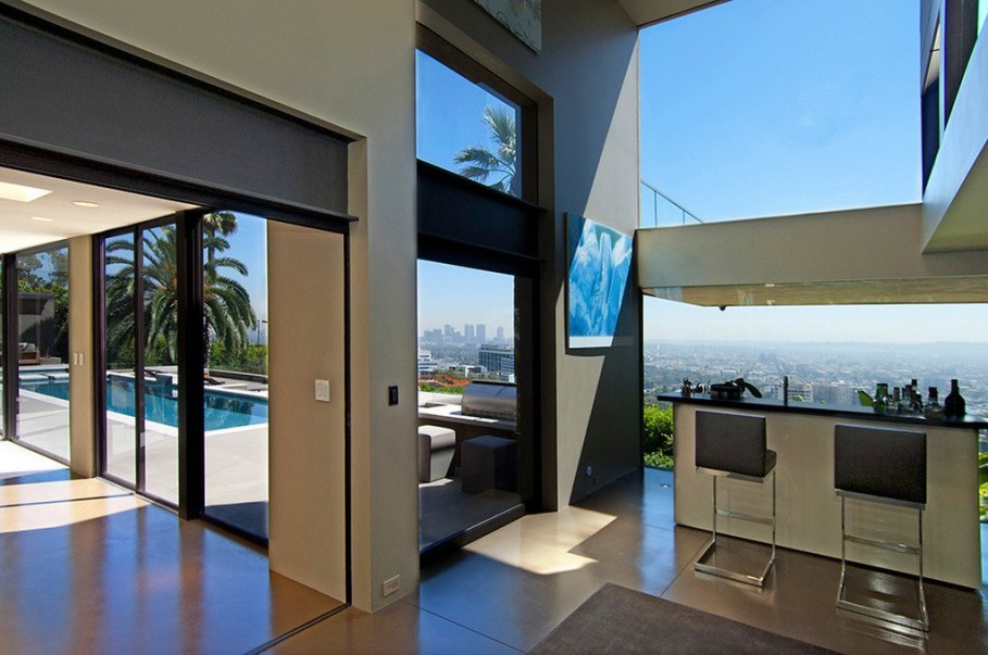 Cordell Drive House On The Hollywood Hills 29