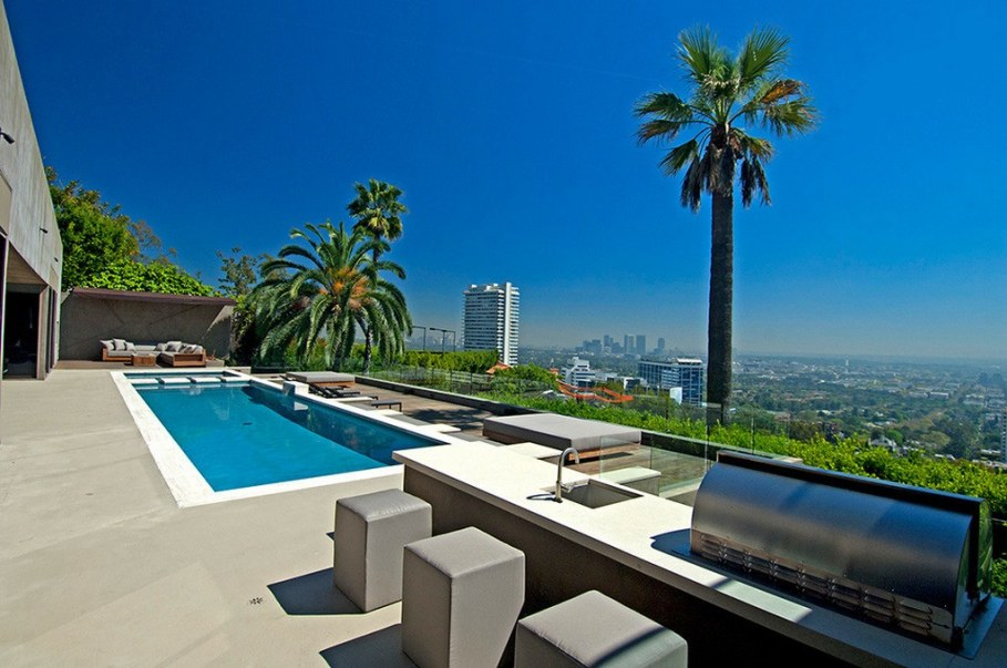 Cordell Drive House On The Hollywood Hills 30