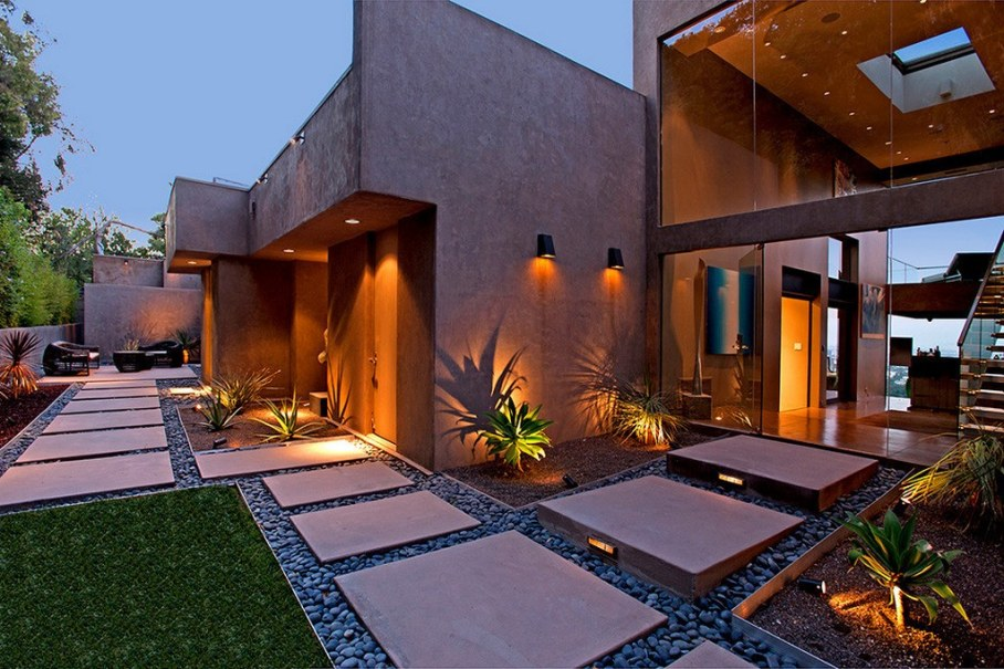 Cordell Drive House On The Hollywood Hills 6