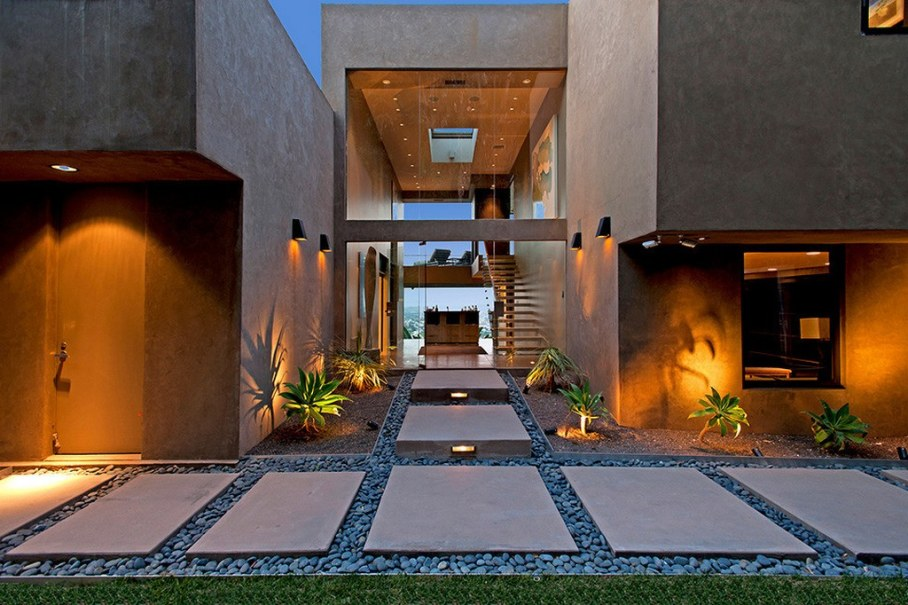 Cordell Drive House On The Hollywood Hills 7