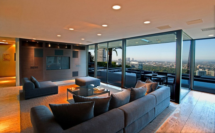Cordell Drive House On The Hollywood Hills 9