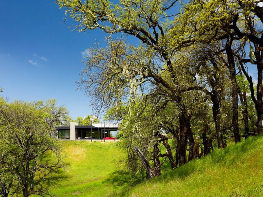 Country Rest House In Northern California - Exterior 2
