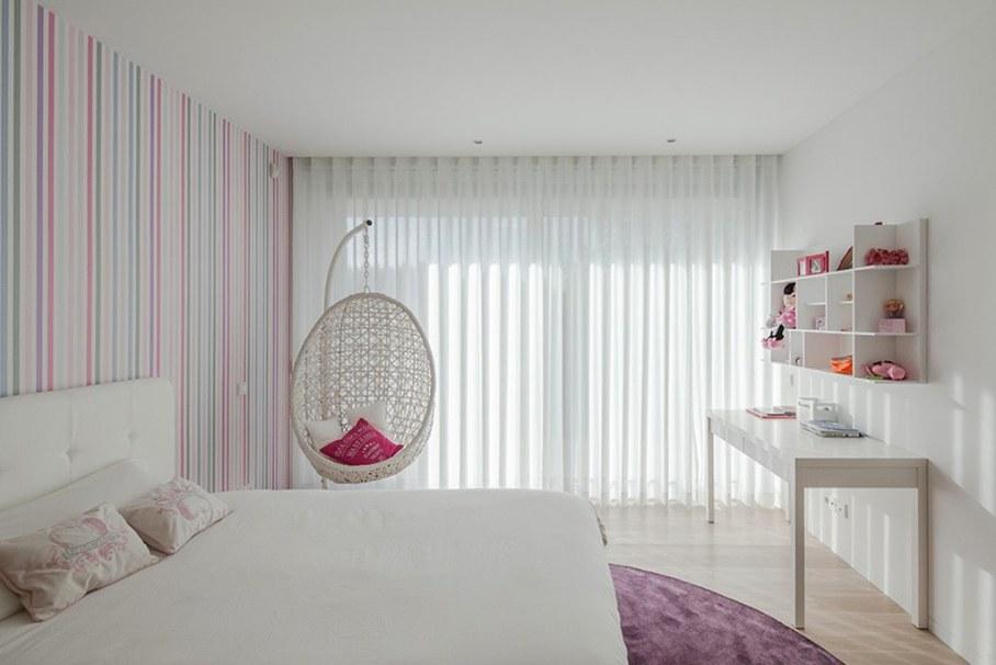 Уютный Дом Для Семьи С Детьми В Португалии-Спальня 6