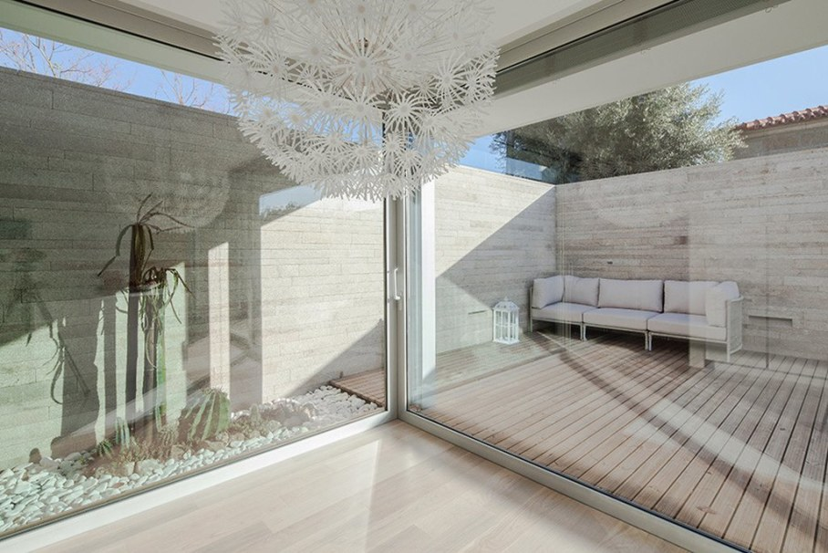 Cozy House For A Family With Children In Portugal - Outdoor terrace 3