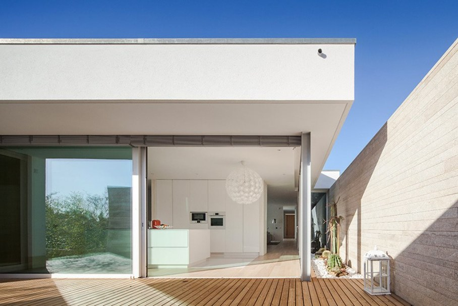 Cozy House For A Family With Children In Portugal - Outdoor terrace 5