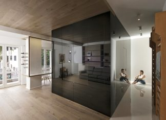 Cube House by Noses Architects studio