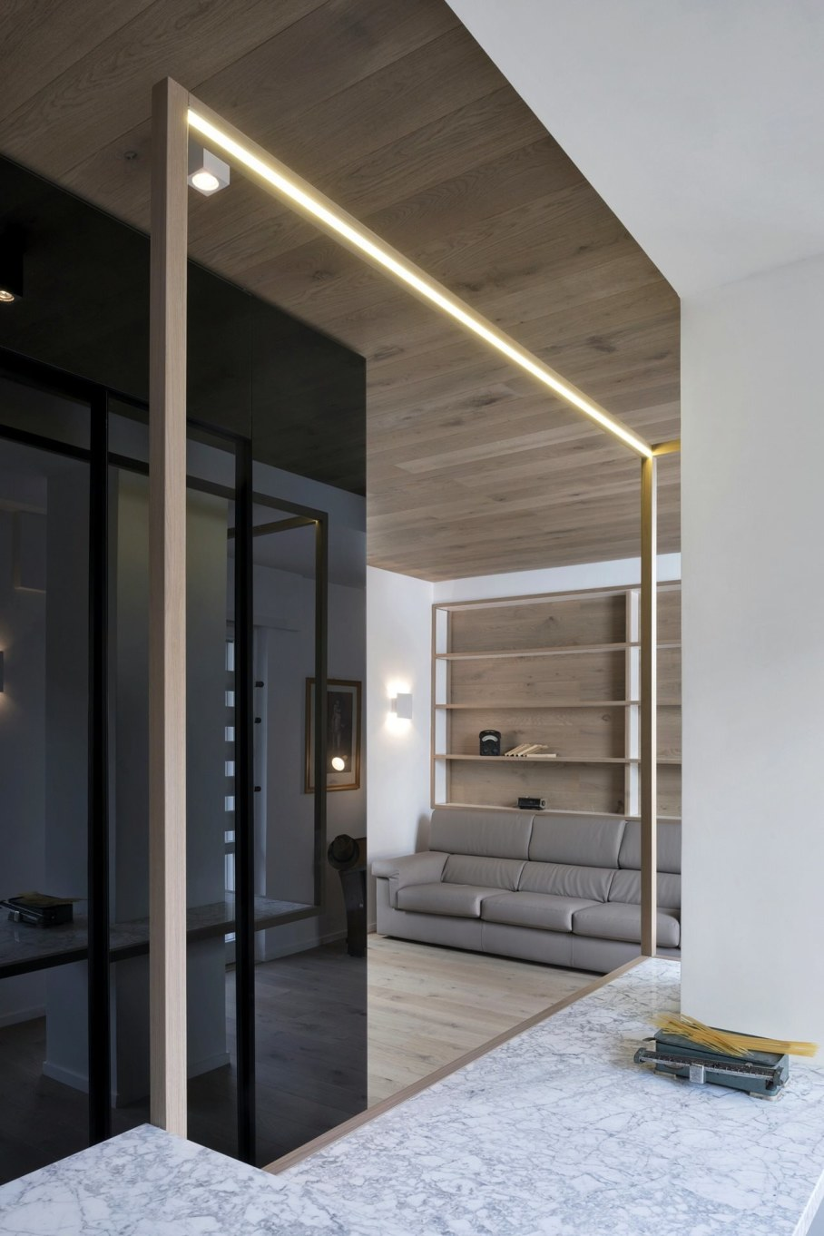 Cube House by Noses Architects studio 6