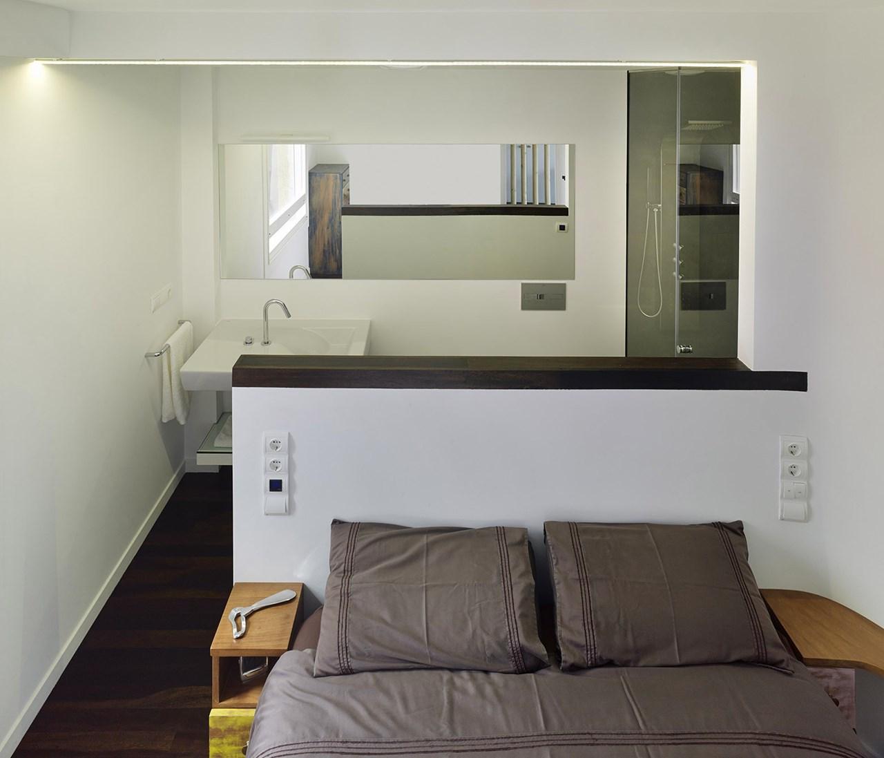Duplex Apartment By Ameneiros Rey Hh Arquitectos In Spain