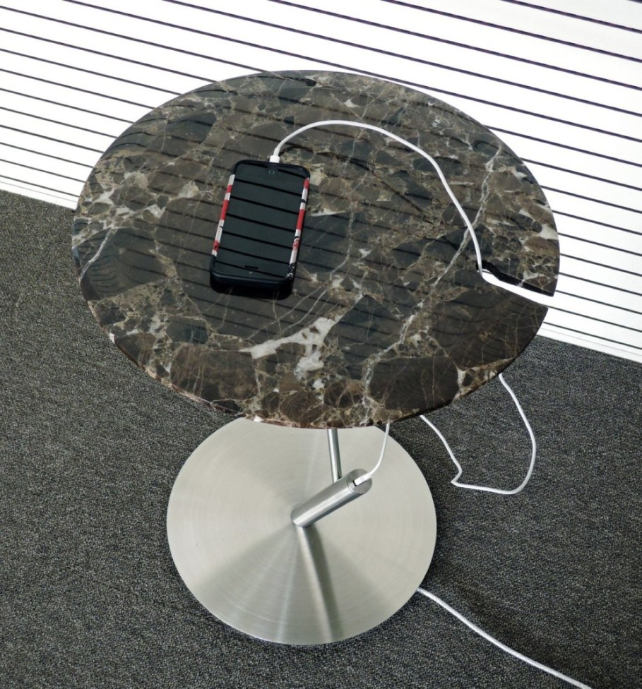 ERO- a design laptop table - USB port