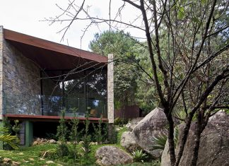 House For A Writer From Architectare Studio