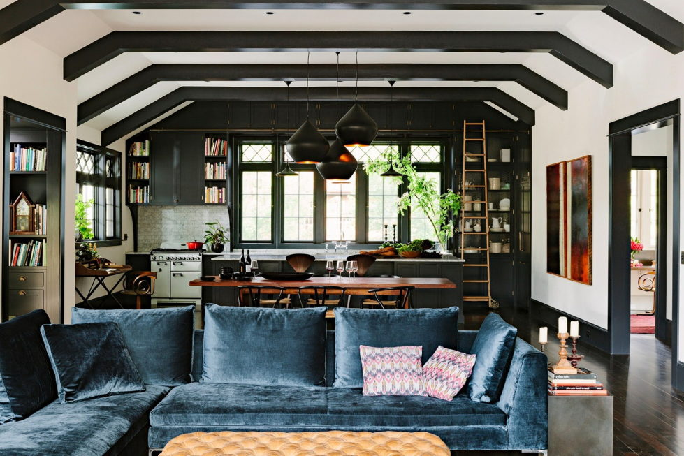 Library House From Jessica Helgerson Interior Design 2