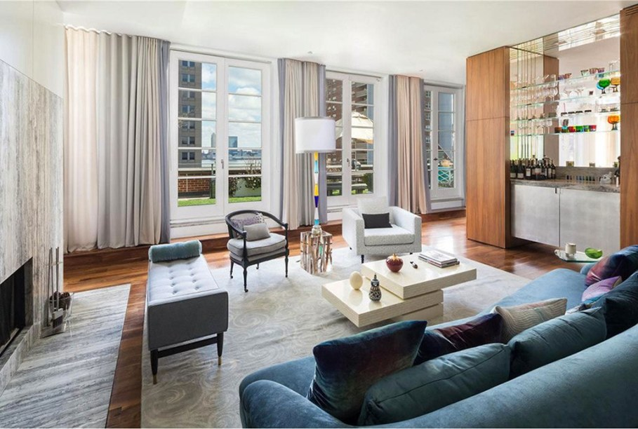 Luxury penthouse for $ 14 million in New York 3