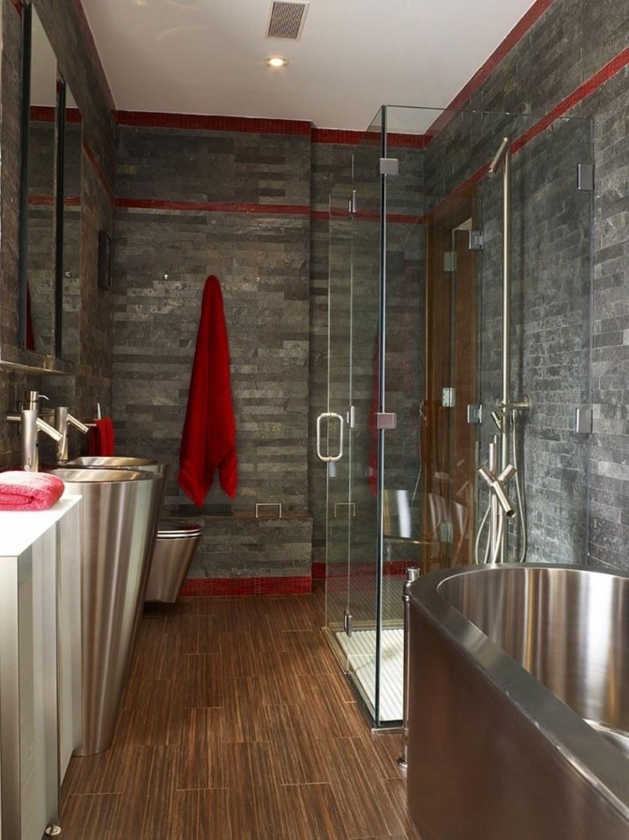 Luxury townhouse in New York - bathroom 1