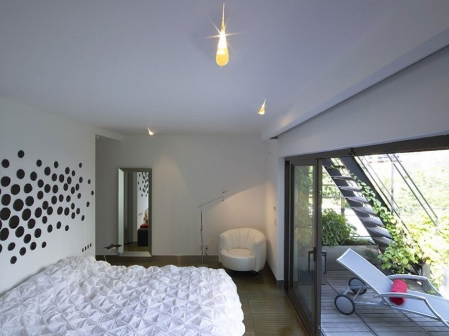 Luxury townhouse in New York - bedroom 1