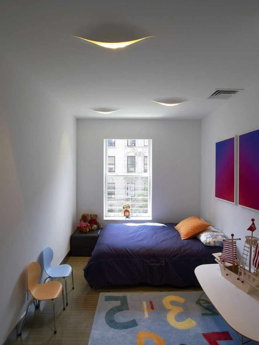 Luxury townhouse in New York - bedroom 3
