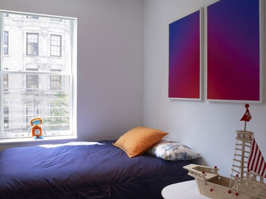 Luxury townhouse in New York - bedroom 4