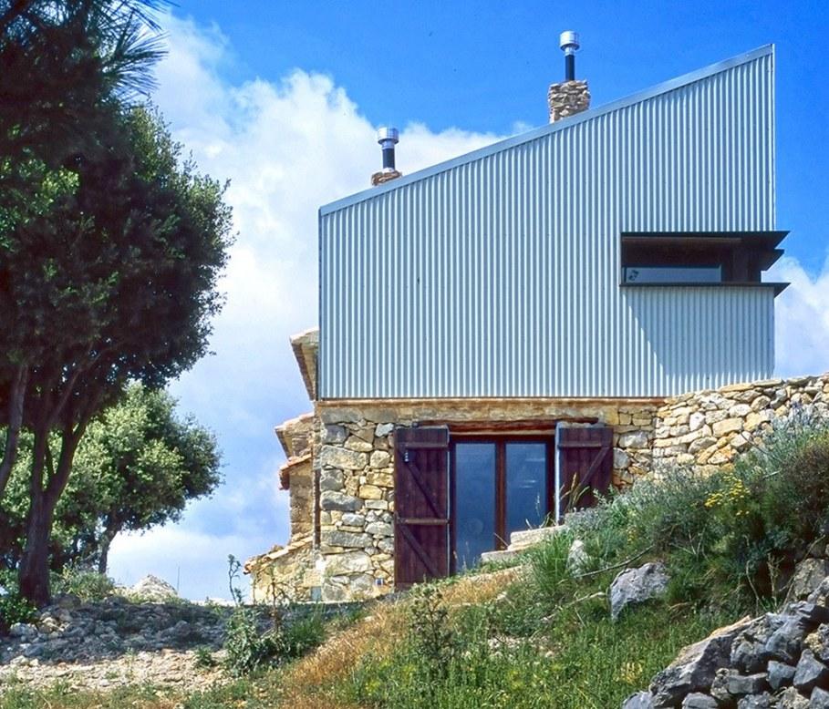Mas del Caixo House in Spain From Teo Hidalgo Nacher and Felipe Garcia 2