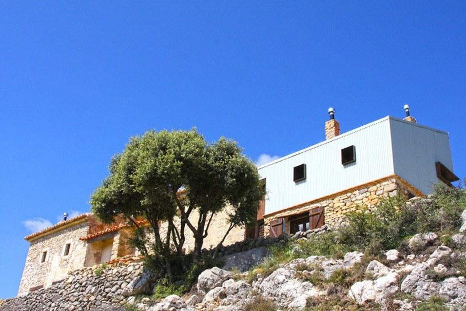 Mas del Caixo House in Spain From Teo Hidalgo Nacher and Felipe Garcia 4