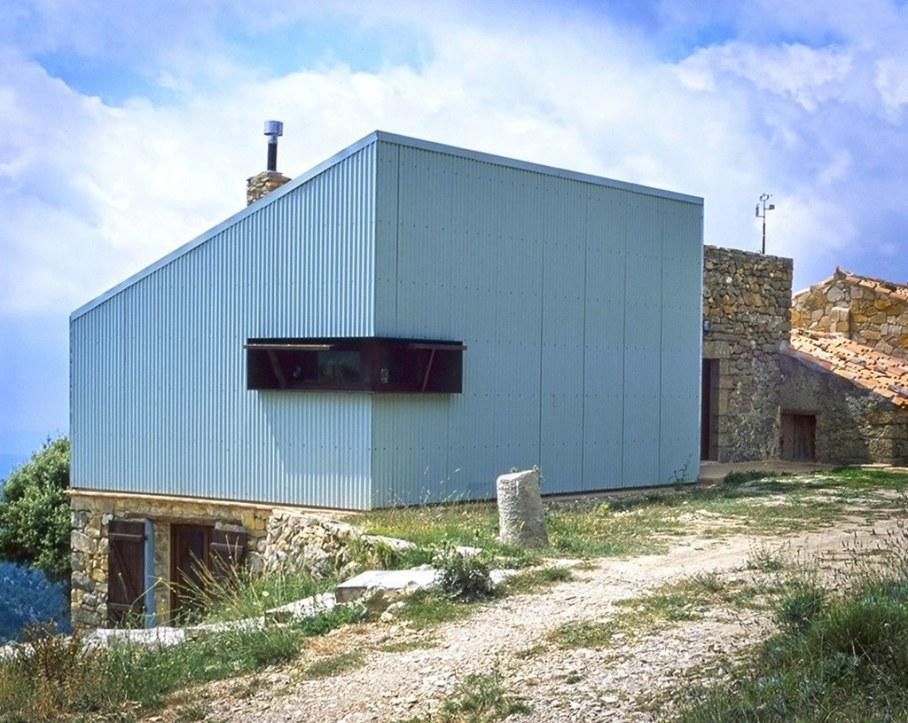 Mas del Caixo House in Spain From Teo Hidalgo Nacher and Felipe Garcia 7
