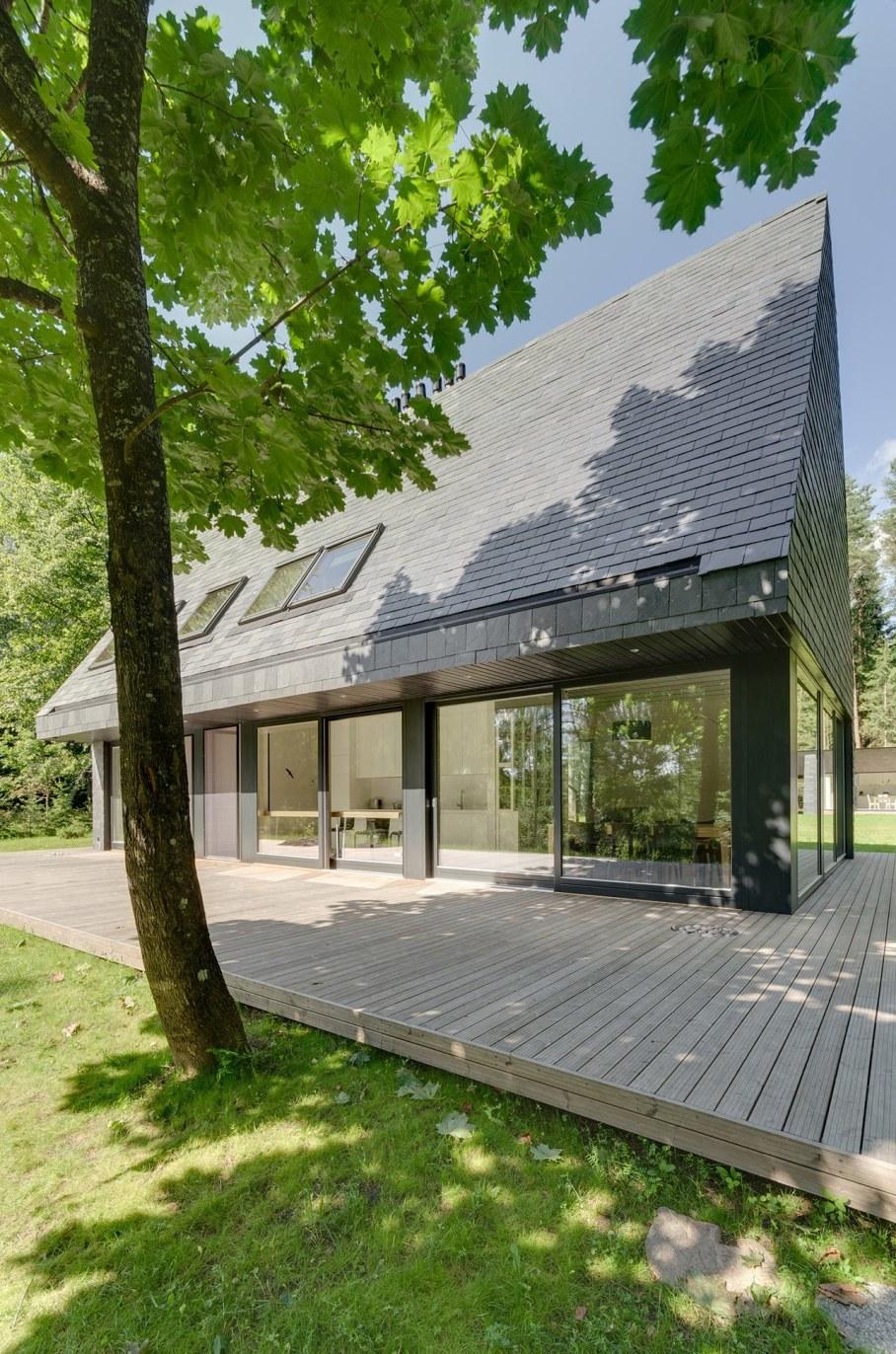 Modern Lithuanian Rural House in Trakai 10