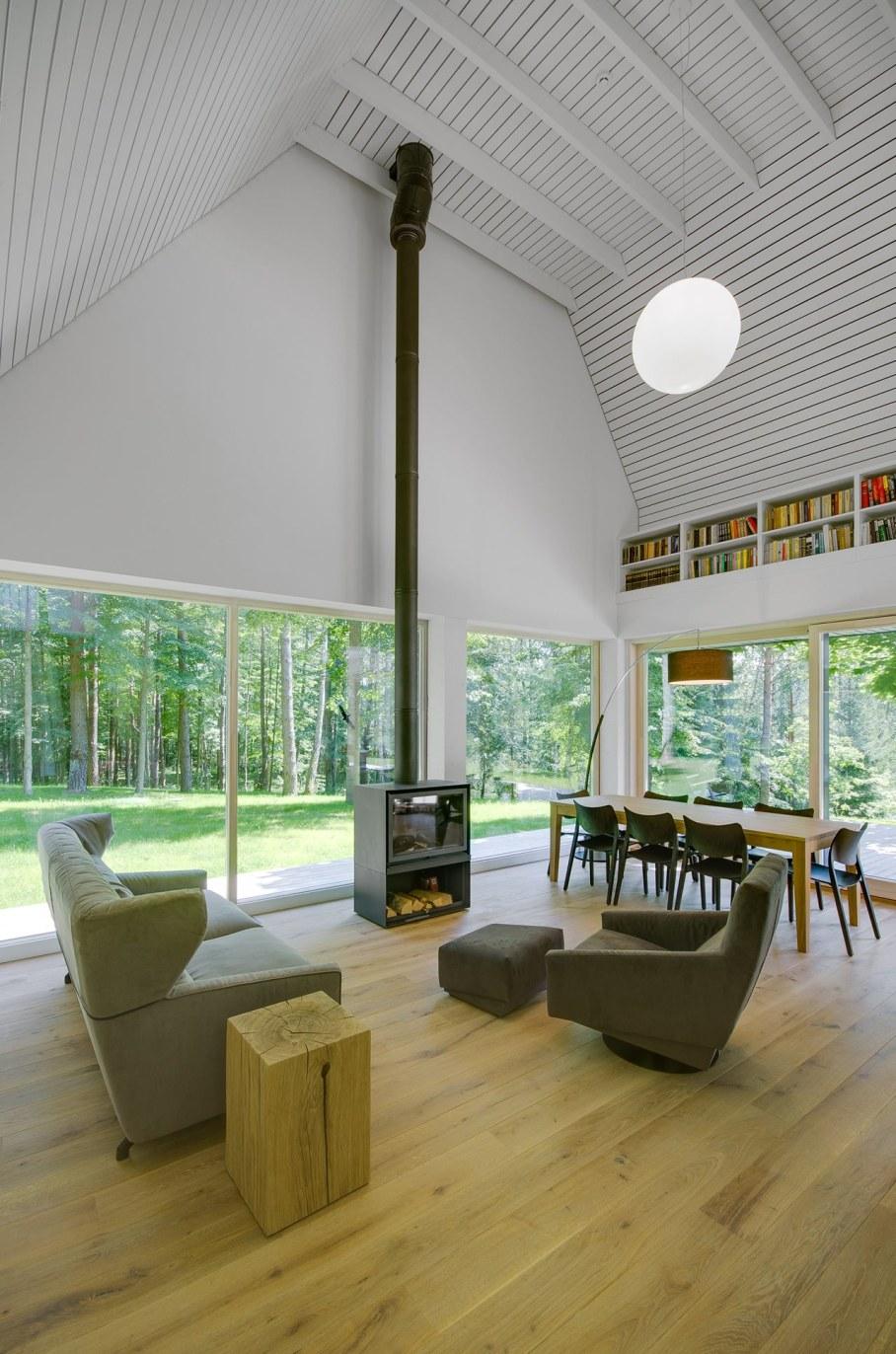 Modern Lithuanian Rural House in Trakai 2
