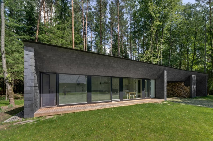 Modern Lithuanian Rural House in Trakai 3