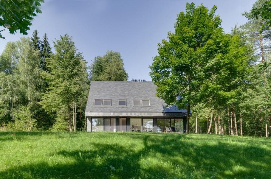Modern Lithuanian Rural House in Trakai 4