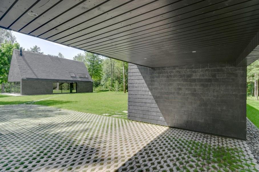 Modern Lithuanian Rural House in Trakai 6