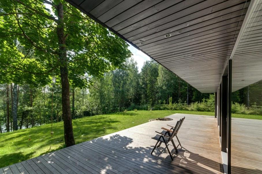 Modern Lithuanian Rural House in Trakai 8