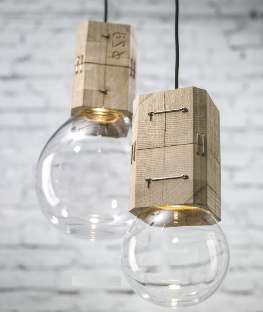 Moulds lamp in a classic form 4
