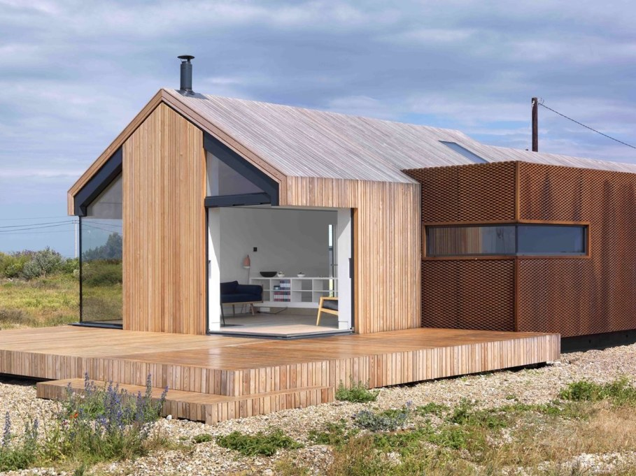 Pobble House by Guy Hollaway Architects - Design ideas