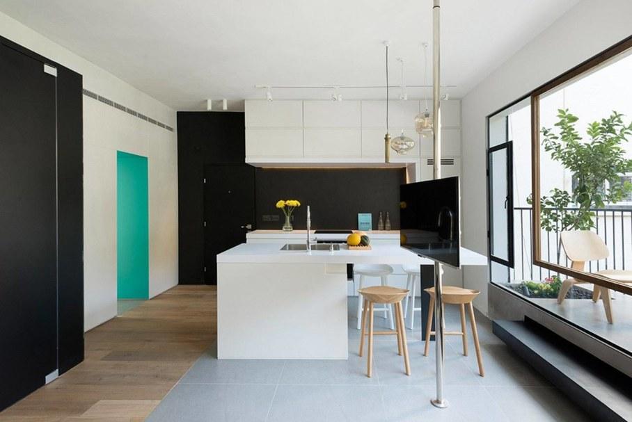 Redevelopment of apartment in Tel Aviv 1