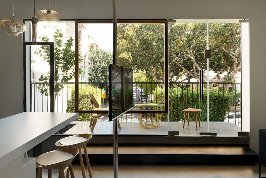 Redevelopment of apartment in Tel Aviv 2