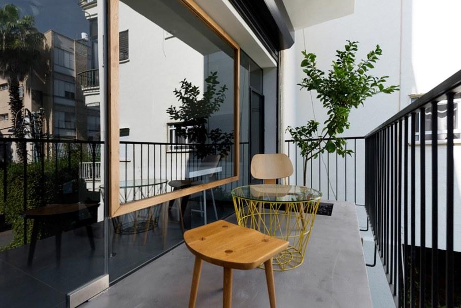 Redevelopment of apartment in Tel Aviv 4