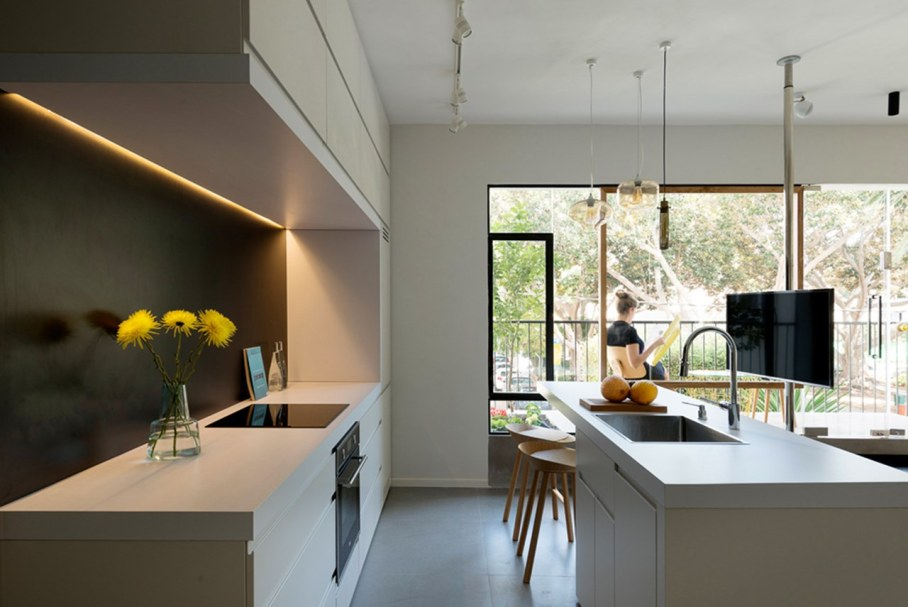 Redevelopment of apartment in Tel Aviv 5