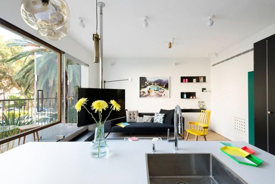 Redevelopment of apartment in Tel Aviv 6
