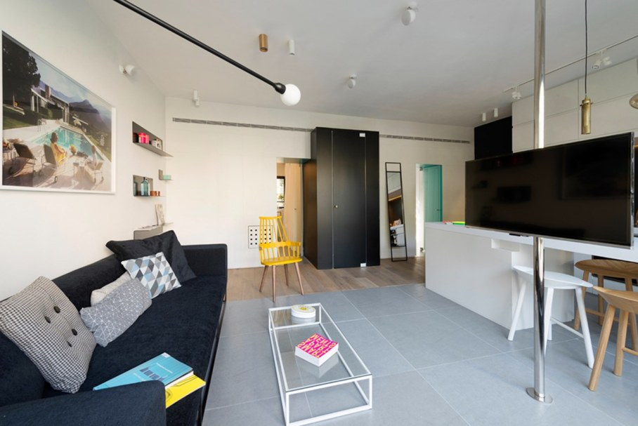 Redevelopment of apartment in Tel Aviv 7