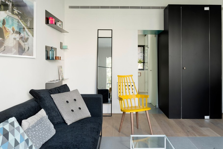 Redevelopment of apartment in Tel Aviv 8