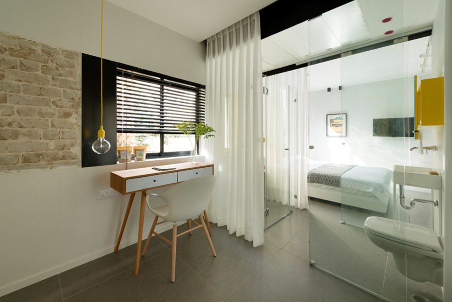 Redevelopment of apartment in Tel Aviv 9