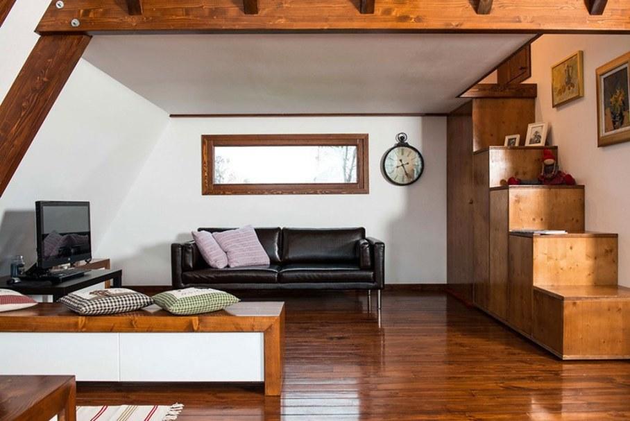 Soleta ZeroEnergy One - Living room