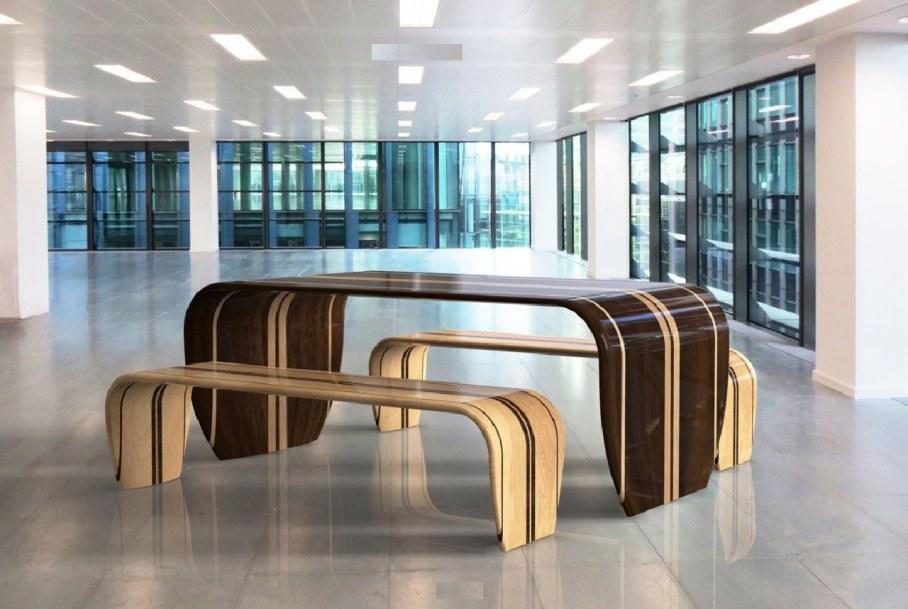 Surf-ace furniture set