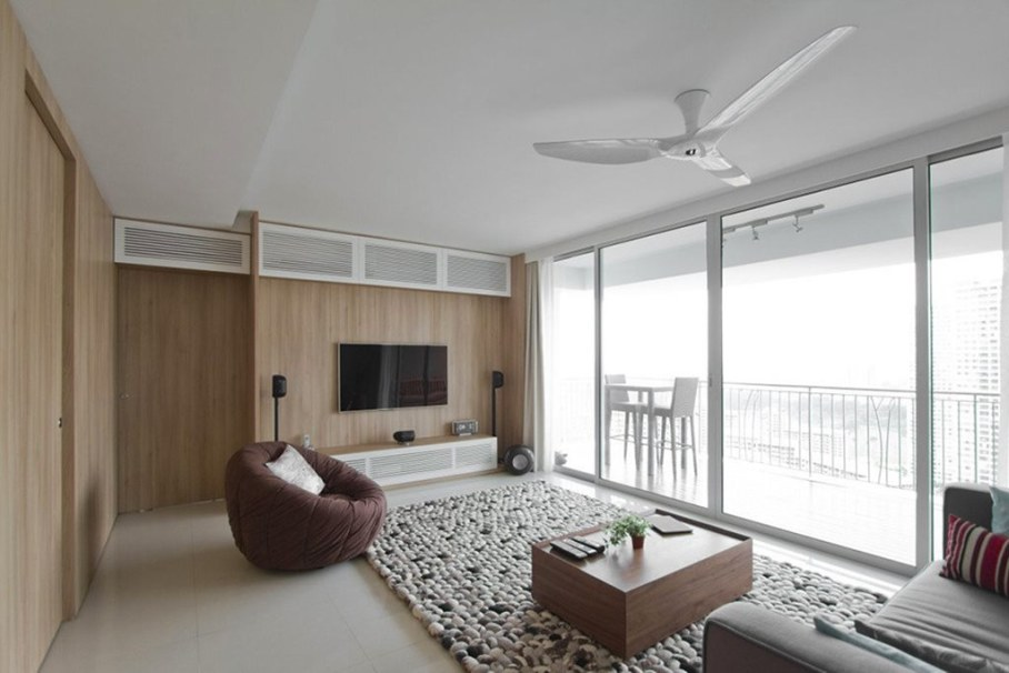 The Architect`s Apartment in Singapore 3