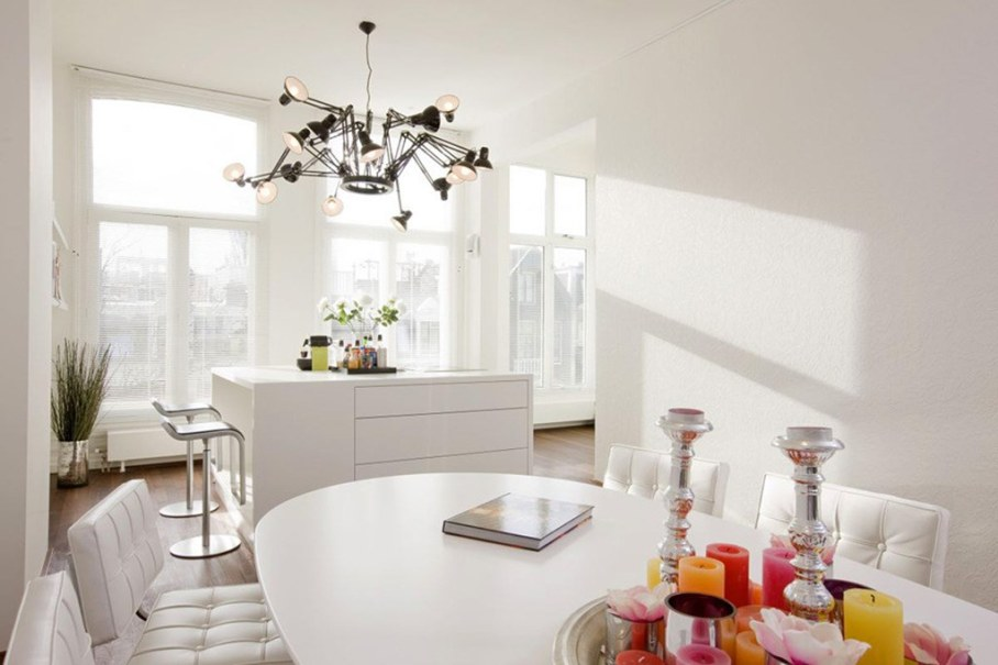 The apartment in Amsterdam by Hofman Dujardin Architects 5