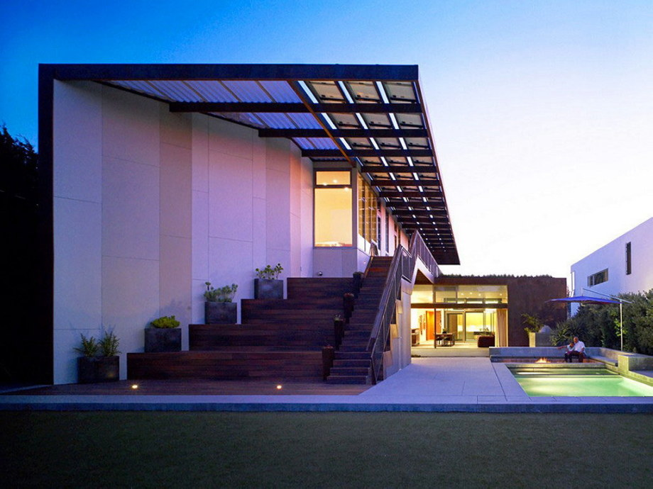 The house for family with children in Los Angeles 20
